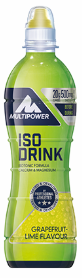 Multipower Fertigdrink ISO-Drink 12x0,5l Flasche