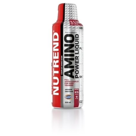 Nutrend Amino Power liquid 1.000ml Flasche