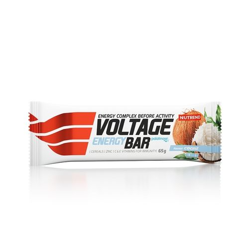 Nutrend VOLTAGE ENERGY BAR 25x65g Riegel/Karton