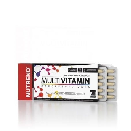 Nutrend Multivitamin 60 Caps